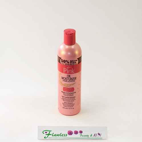 Luster's Pink  Original Oil Moisturizer Lotion 355ml