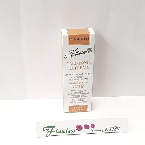 Makari Natural Carotonic Extreme Toning Face Cream SPF 15