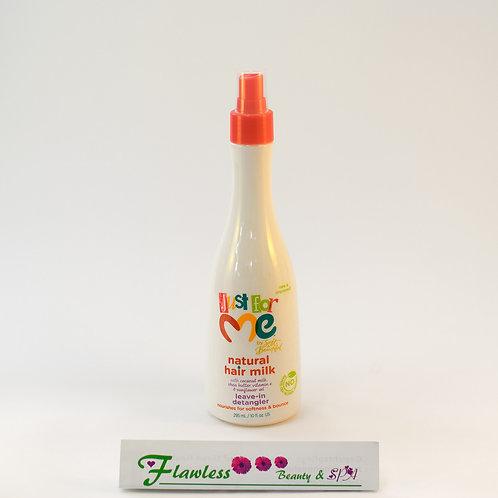 Just for Me Hair Milk Nourishing Detangler 295ml