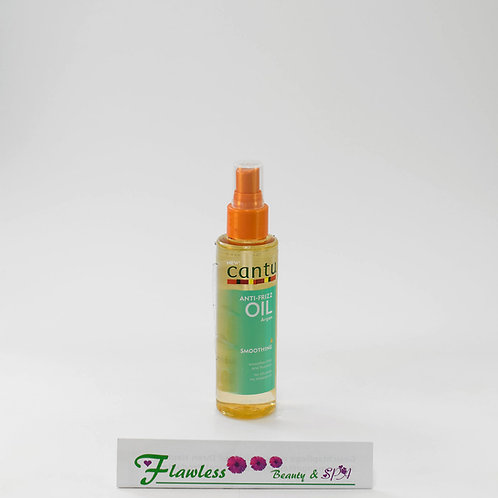 Cantu Shea Butter for Natural Hair Anti-Frizz Smoothing Oil 118ml