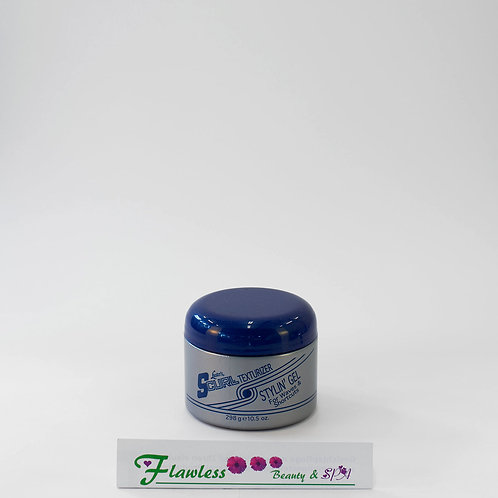 Luster's S Curl Texturizer Stylin Gel for Waves & Shortcuts 298g