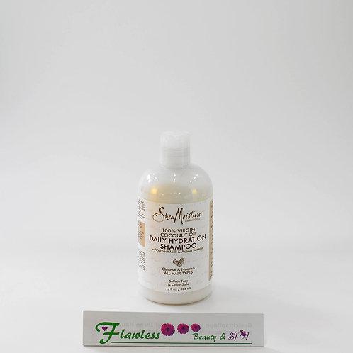 Shea Moisture100% Virgin Coconut Oil Daily Hydration Shampoo Bar  384ml
