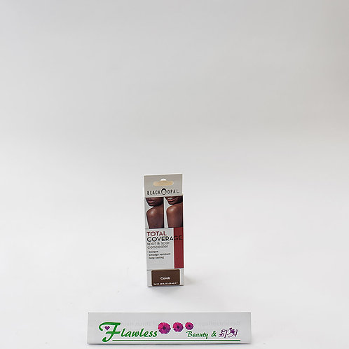 Black Opal TOTAL COVERAGE Face & Body Spto and Scar Concealer Carob