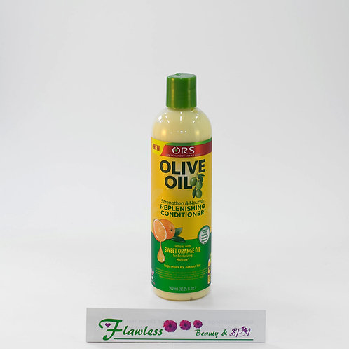 Organic Root Stimulator Olive Oil Replenishing Conditioner 362ml