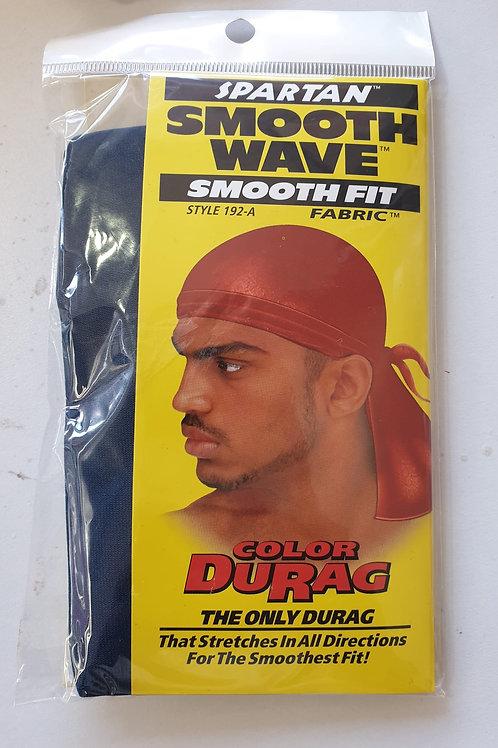 Spartan Durag Wave Cap Dark Blue