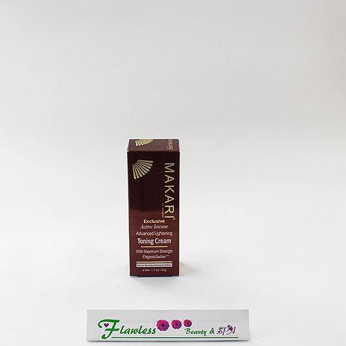 Makari Exclusive Active Intense Tone Boosting Face Cream 50g