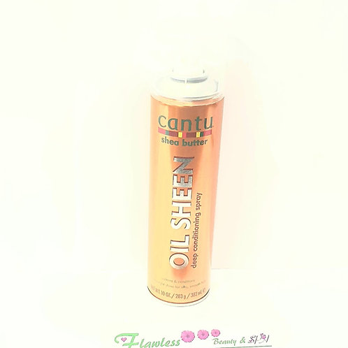 Cantu Shea Butter for Natural Hair Oil Sheen Deep Cond. 248ml