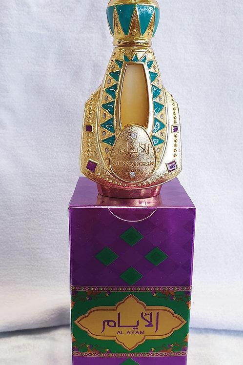 Swiss Arabian Al Ayam Oil Perfume For Men And Women 15 ML EDP