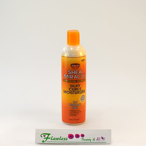 African Pride Shea Miracle Silky Curls Moisturizer 355ml