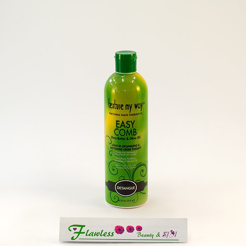 Texture My Way Easy Comb Leave-In Detangling & Softening Cream Therapy