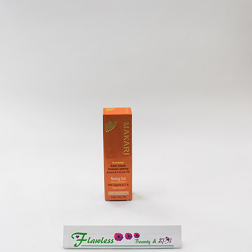 Makari Extreme Argan & Carrot Toning Face Gel 30ml