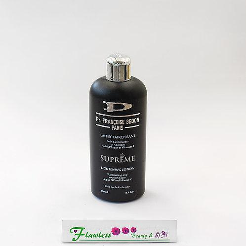 Pr. Francoise Bedon Supreme Milk Skin Lightening Lotion 500ml