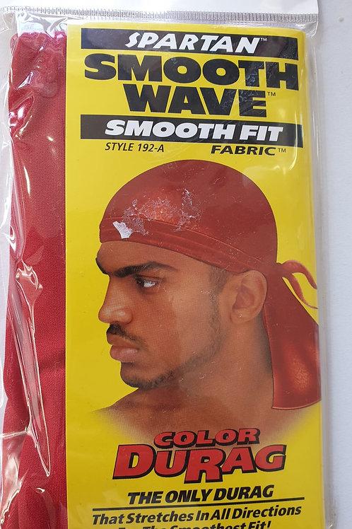 Spartan Durag Wave cap red