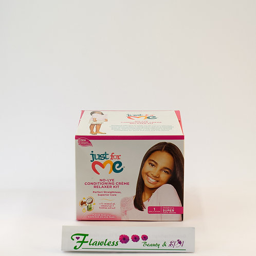 Just for Me Hair Soft & Beautiful Just for Me! No-Lye Relaxer Coarse