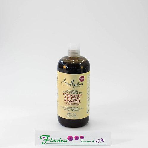Shea Moisture Jamaican Black Castor Oil Strengthen & Restore Shampoo 384ml