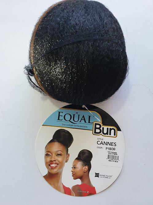 Equal synthetic hair Bun, Cannes