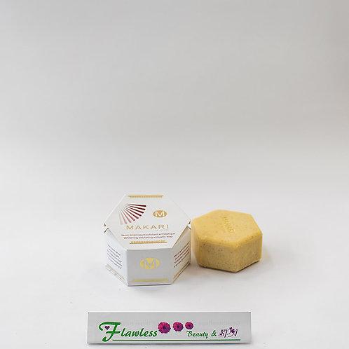 Makari Whitening Exfolling Antiseptic Soap 200g