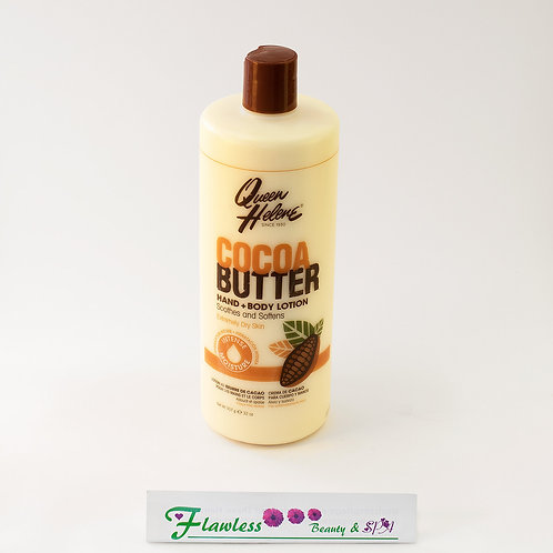 Queen Helene Cocoa Butter Hand and Body Lotion 946ml