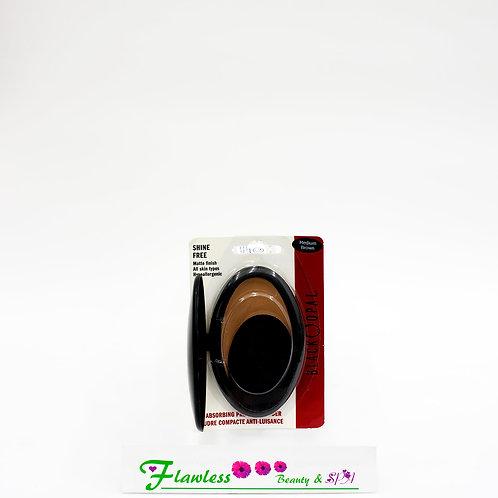Black Opal TRUE COLOR Mineral Matte Crème Powder Foundation SPF 15 Medium Brown