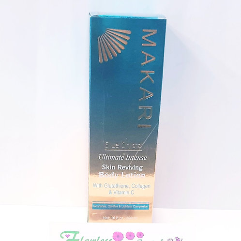 Makari Blue Crystal Ultimate Intense Skin Reviving Body Lotion 500ml