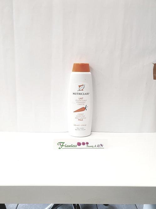 Nutriclair Carrot Clarifying Moisturizing Milk 500 ml