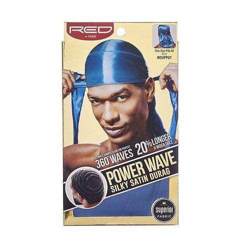 Power Wave Silky Satin Drag - Blue