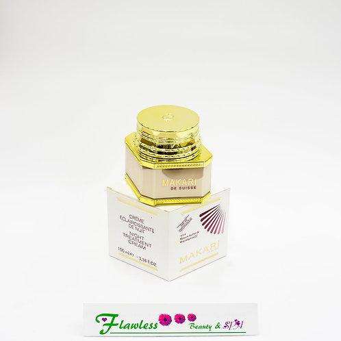 Makari Night Treatmen Face Cream 100ml