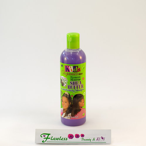 Africa's Best Ultimate Moisture Shea Butter Conditioning Shampoo 355ml