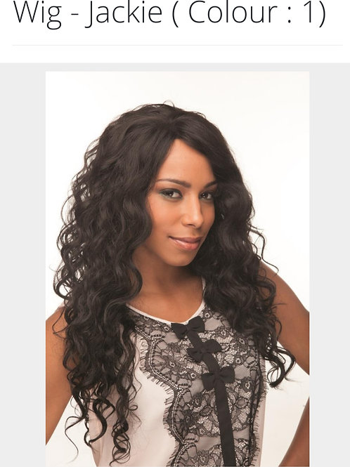 Cherish Lace Front Long Curly Hair Wig – Jackie