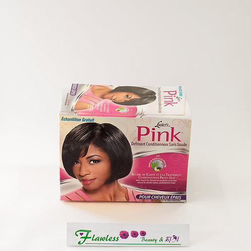 Luster's Pink 2-Application Conditioning No-Lye Relaxer System Regula