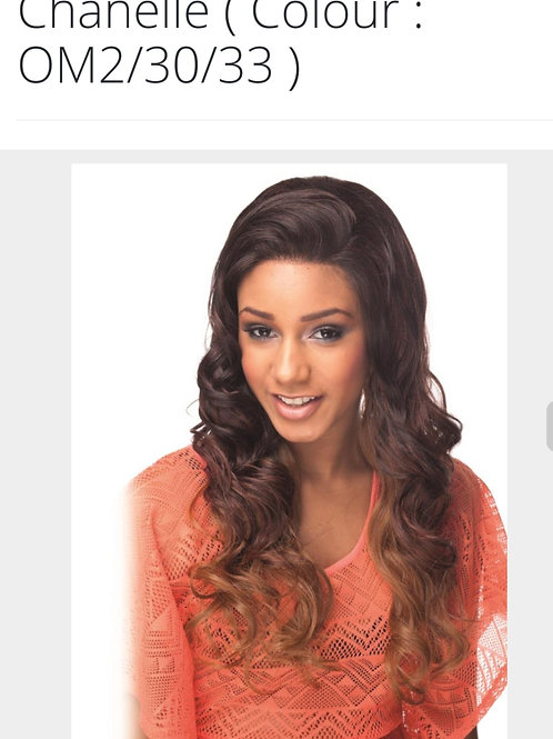 CHERISH LACE FRONT FULL SYNTHETIC LONG WAVY HAIR WIG -Chanelle