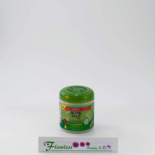 Organic Root Stimulator Olive Oil Fortifying Creme Hair Dress 170g