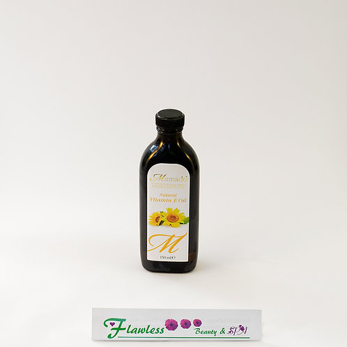 Mamado aromatherapy Natural Vitamin E Oil 150ml