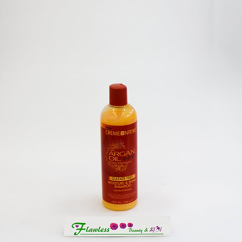 Creme of Nature Sulfate - free Moisture & Shine Shompoo 354ml