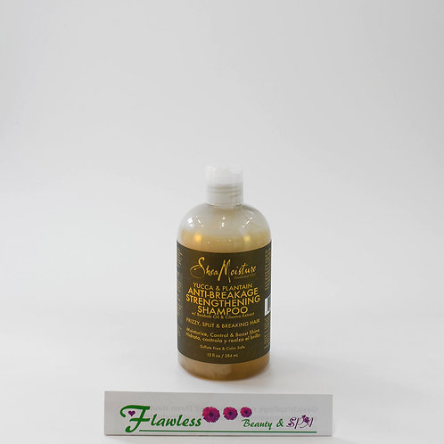 Shea Moisture Yucca & Plantain Anti-Breakage Strengthening Shampoo 384ml