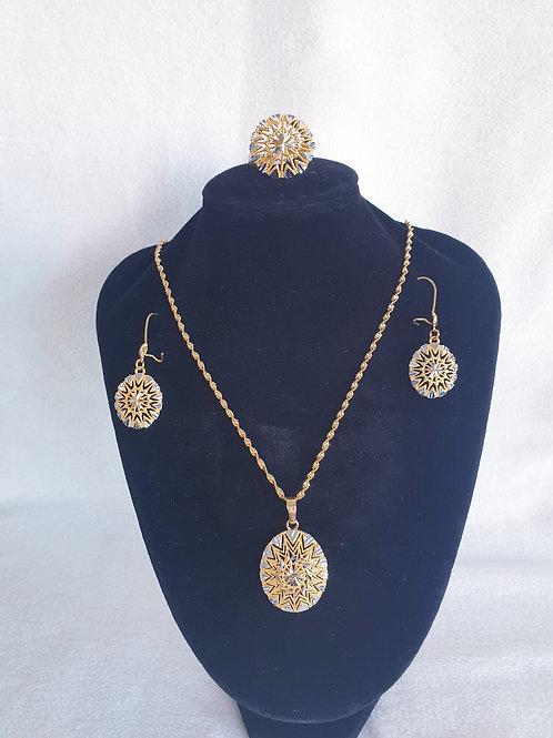 Arabian design set