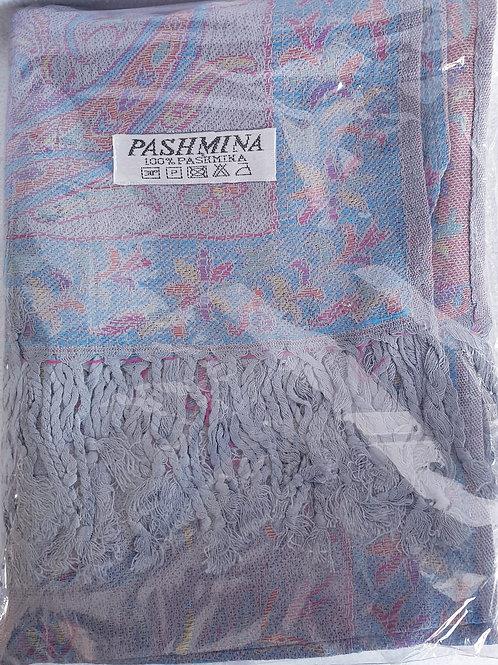 100% Pashmina Shawl size, 100x200