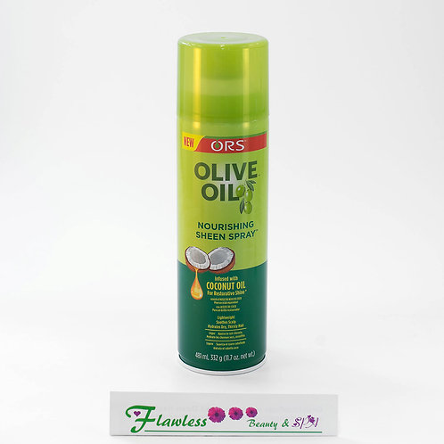Organic Root Stimulator Olive Oil Nourishing Sheen, 332ml