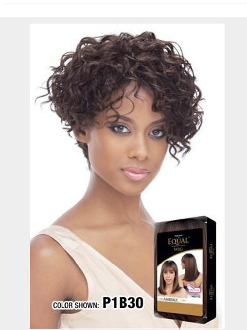 FreeTress Equal Synthetic Short Curly Hair Wig - KIM