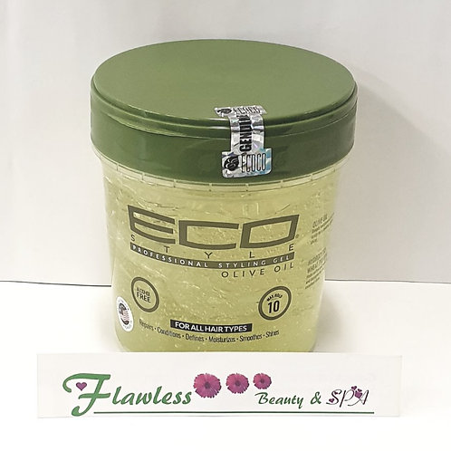 Ecostyler, Professional Styling Gel, Olive Oil, Max Hold, 24oz 710ml