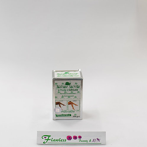 NATURE SECRETE Whitening and Exfoliating Gommant Face and Body Soap 350g