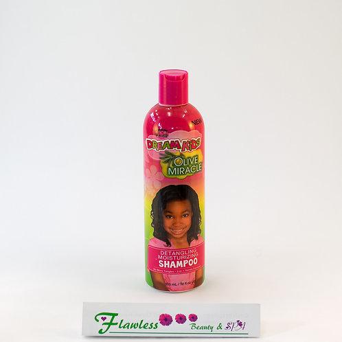 African Pride Dream Kids Olive Miracle Detangling Shampoo, 355ml