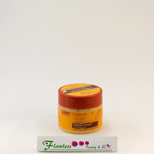 Creme of Nature Twirling Custard Curl Styling Gel, 326g