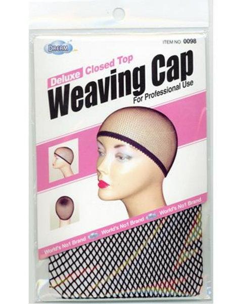 DREAM WEAVING CAP CLOSED
