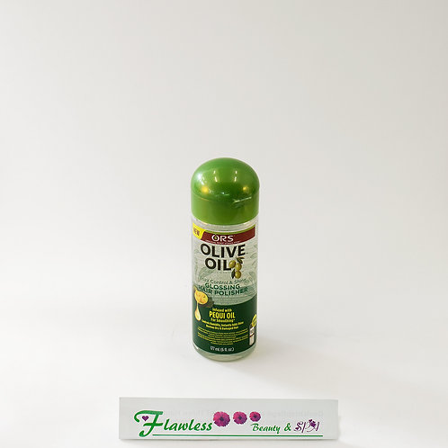 Organic Root Stimulator Olive Oil Glossing Polisher 117ml