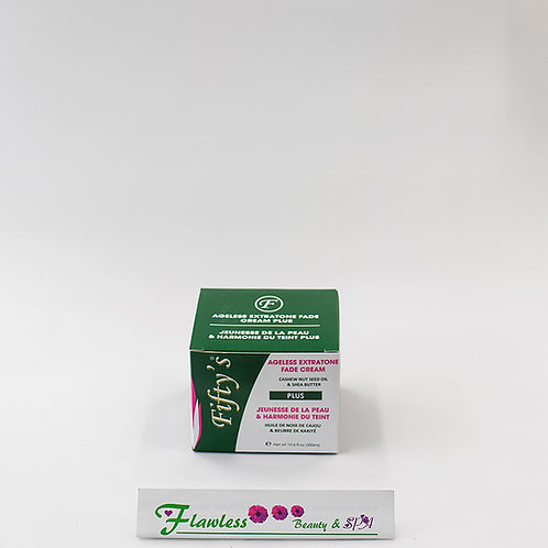 Fifty's Ageless Extratone Fade Cream Plus 300ml