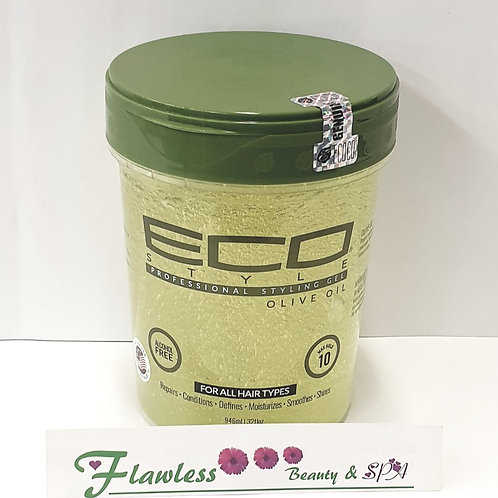 Ecostyler, Professional Styling Gel, Olive Oil, Max Hold, 32oz, 946ml