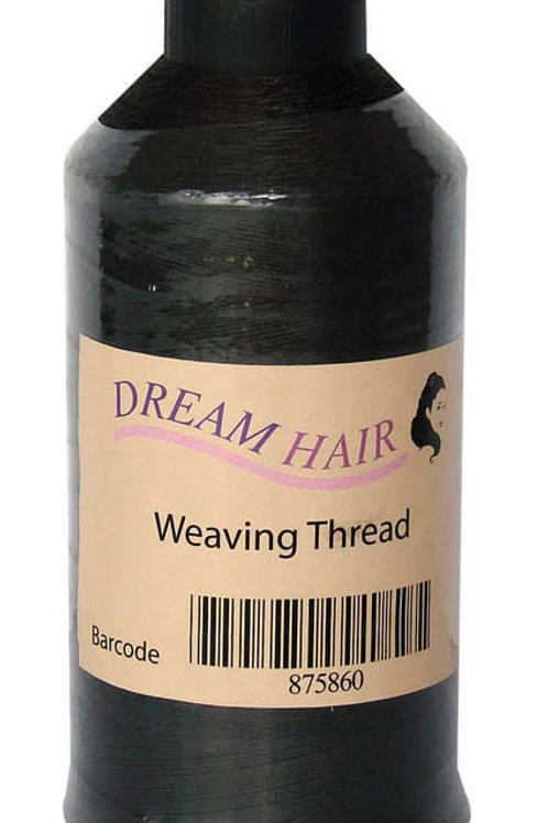 Dream Hair Weaving 12,5cm Thread Brown