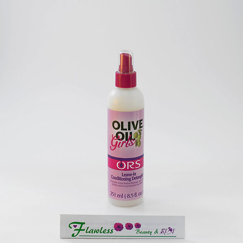 Organic Root Stimulator Olive Oil Gilrs Leave In Conditioning Detangler