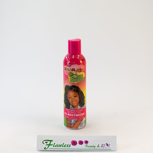 African pride Dream kids Olive  Miracle Detangling Oil Moisturizer 236ml